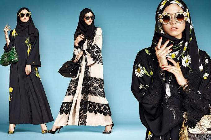 Hijab Fashion Outfits Inflated with Stunning Embroidery