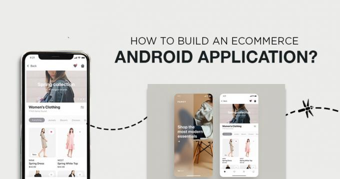How to Build an Ecommerce Android Application?