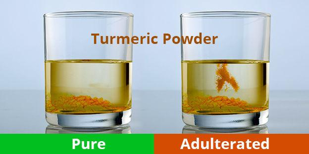 How to Check for Turmeric Powder Adulteration | Turmeric Powder Manufacturer