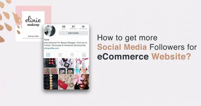 How to Get Social Media Followers for an Ecommerce Website?