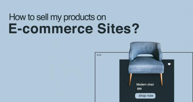 How to Sell my Products on E-commerce Sites? - Expert Guide