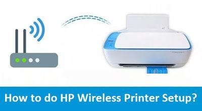 How to do HP Wireless Printer Setup?