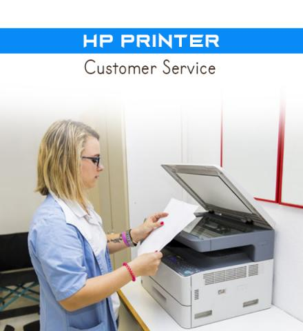 HP Printer Customer Services - HP Printer Helpline Number
