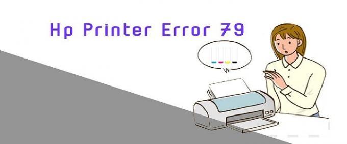 How to Fix HP Error 79