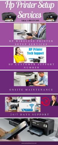 Hp Printer Tech Support Phone Number   Hp Wireless Printer Setup Services