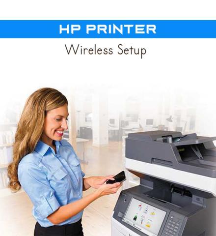 HP Printer Wireless Setup Services – Printwithus