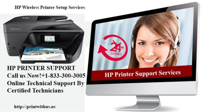 HP Wireless Printer Setup Services | HP Printer Support Services