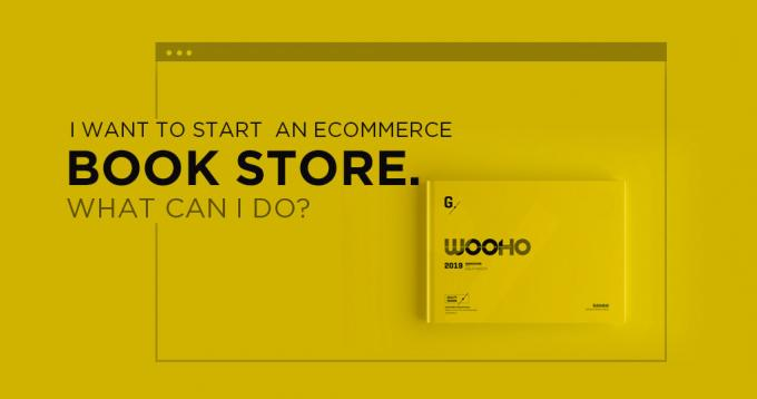 I want to start an eCommerce book store. What can I do?