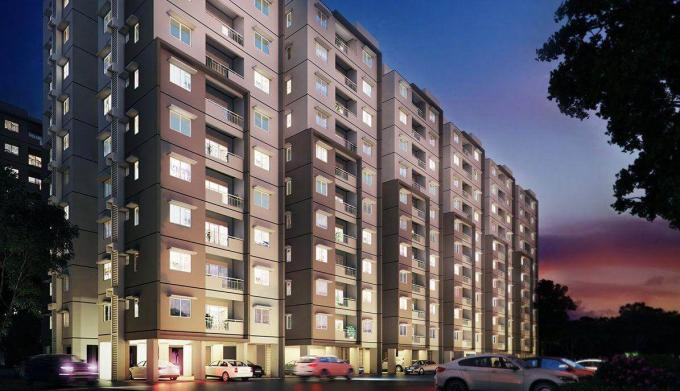 Provident Kenworth - 2 BHK Flats in Hyderabad | 3 BHK Apartments in Rajendra Nagar, Hyderabad
