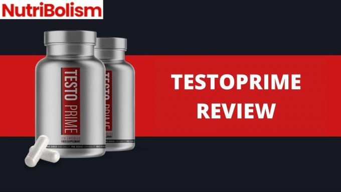TestoPrime Pills Review: Will This T-Booster Work?
