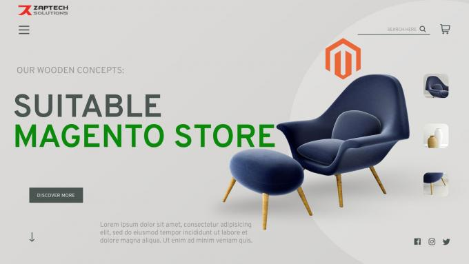 How to Hire the Most Suitable Magento eCommerce Store Development Company? - Zaptech Solutions