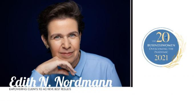 Edith N. Nordmann: EMPOWERING CLIENTS TO ACHIEVE BEST RESULTS - InsightsSuccess