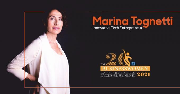 Marina Tognetti: Innovative Tech Entrepreneur - InsightsSuccess