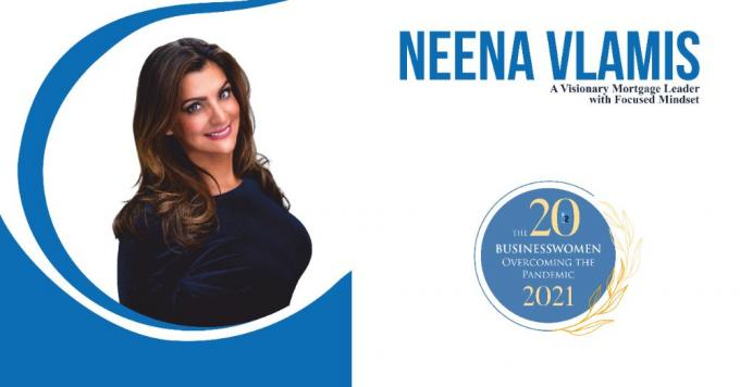 Neena Vlamis: A Visionary Mortgage Leader with Focused Mindset - InsightsSuccess