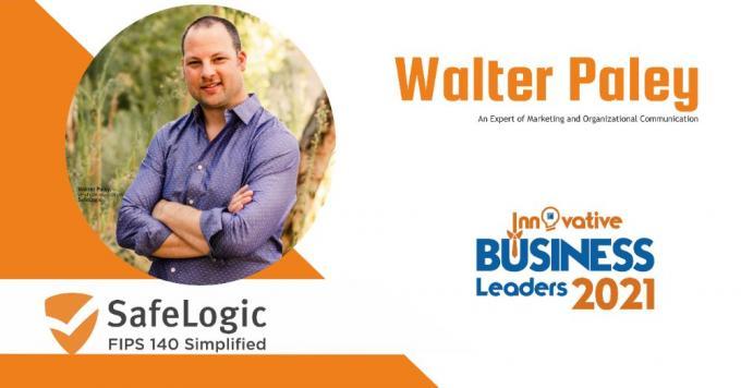 Walter Paley: An Expert of Marketing and Organizational Communication