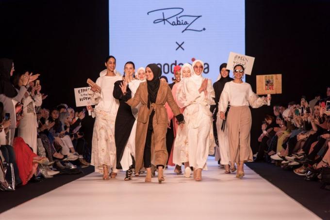 IMFW Shows Bright Future & Enthusiasm for Modest Fashion