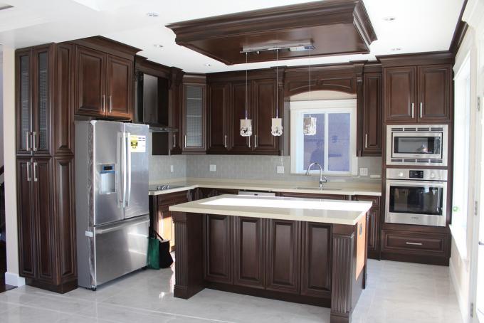 Best Custom Kitchen Cabinets in Surrey | Crystal Kitchens