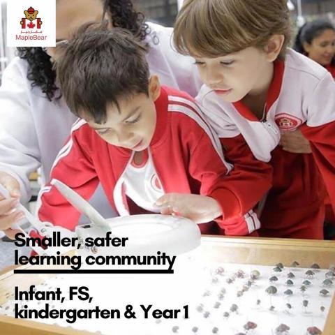 Preschools In Dubai | Maple Bear Gulf Schools