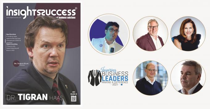 Inspiring Business Leaders Making a Difference 2021