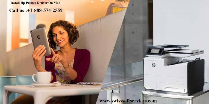 Install Hp Printer Drtiver On Mac | Hp Printer Setup Services