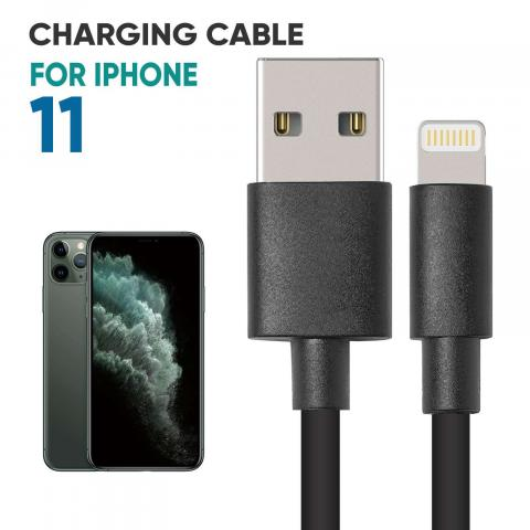 iPhone 11 Lightning Charging Cable   Mobile Accessories UK