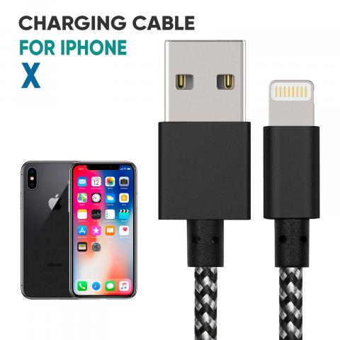 iPhone X Charging Cable | Mobile Accessories UK