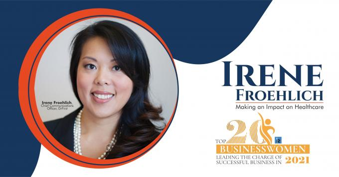 Irene Froehlich: Making an Impact on Healthcare - InsightsSuccess