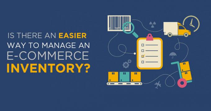 Is There an Easier Way to Manage an Ecommerce Inventory?