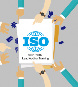 ISO 9001:2015 Lead Auditor Training - IAS Latin America