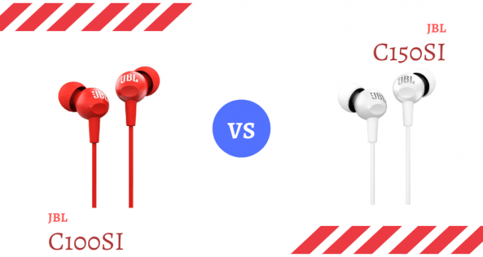 JBL C100SI Vs JBL C150SI Which One Is Better? Comparison 2021