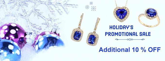 Buy Tanzanite Jewellery and Loose stones Online