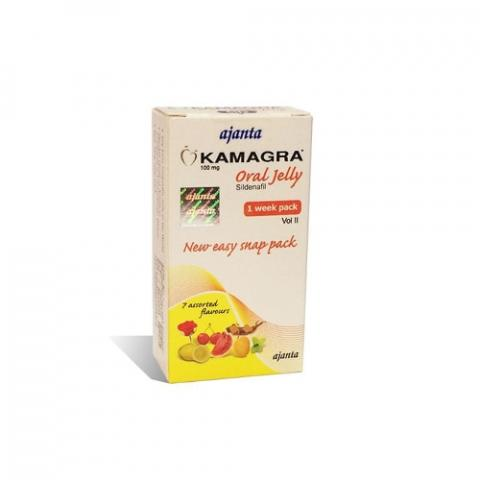 Kamagra Oral Jelly : for effective result