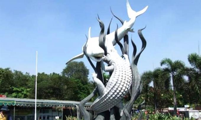 Kebun Binatang Surabaya, tempat rekreasi dan wisata edukasi anak