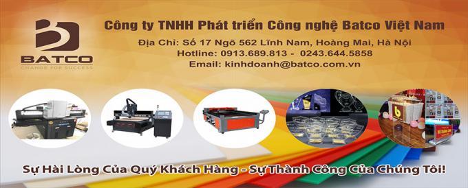 Batco Việt Nam - Đại lý nhựa Mica, nhựa PC uy tín hàng đầu tại Hà Nội