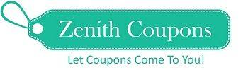 ZenithCoupons- Verified Coupon  Discount Codes and Promo Codes