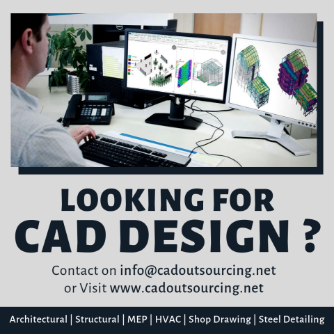 CAD Design Services by CAD Outsourcing