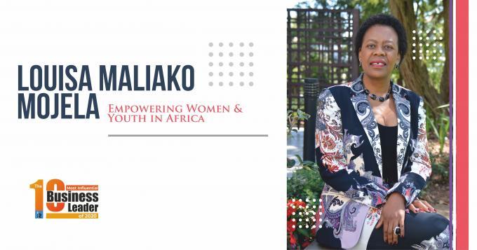 Louisa Maliako Mojela: Empowering Women & Youth in Africa