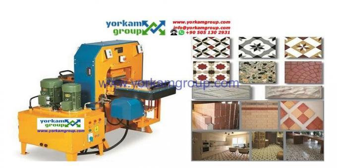 machine de fabrication de carreaux de ciment