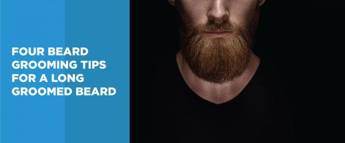 4 Beard Grooming Tips For A Long Beard   Mens Beard Comb - Scree