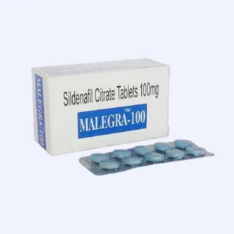 Malegra 100mg | Medication For Impotence
