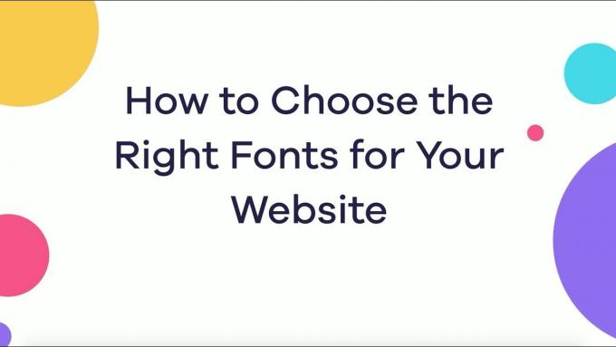 7 Perfect Font Pairing for your Ecommerce Website