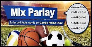 Arti model tanggungan kombinasi Mix Parlay Pasaran gambling Bola