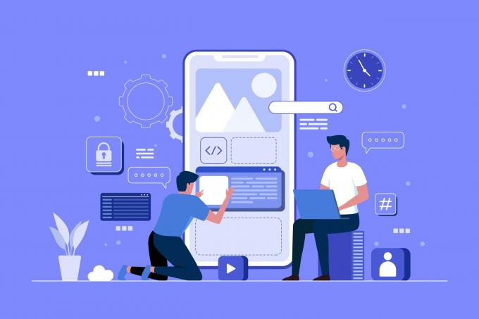 Mobile App Development - Step by step guide for 2021 and beyond