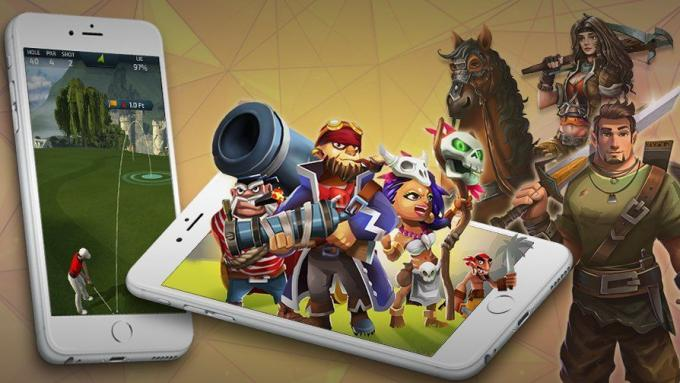 Mobile Game Development Company | Best Mobile Game Developers