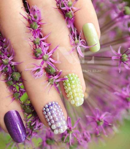 The Trend of Nail Art and Its Latest Designs