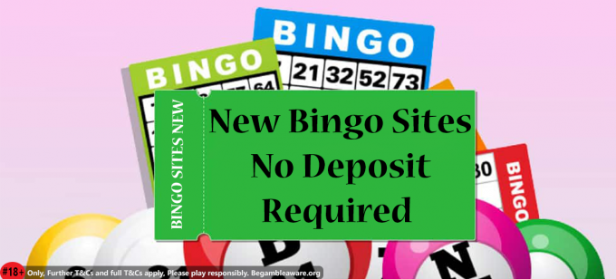 Safety by playing at new bingo sites no deposit required bonus