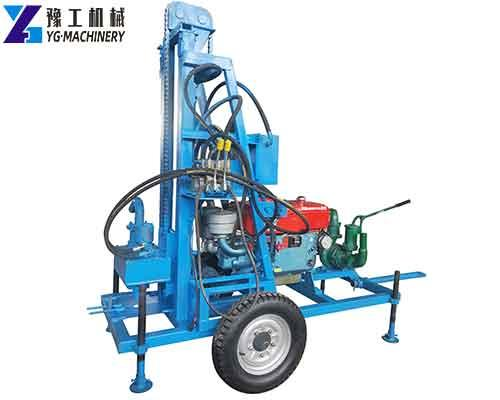 Small Water Well Drilling Rigs for Sale in Australia | Borehole Drilling Rig