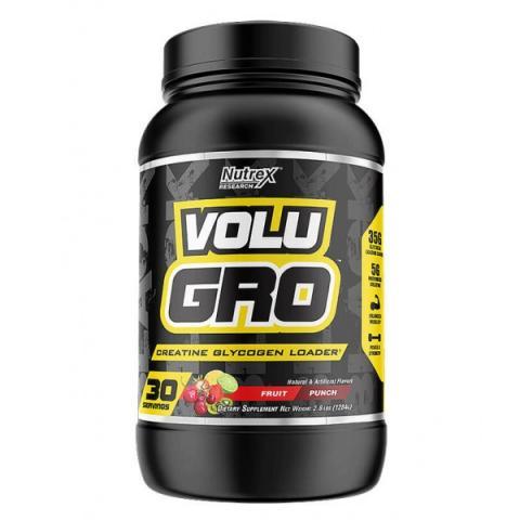 Nutrex Volu Gro 30 servings recuperador muscular - CorposFlex