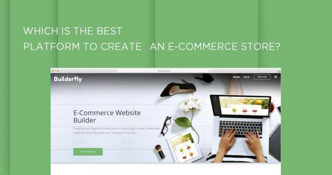 Which is the best ecommerce platform for service providers