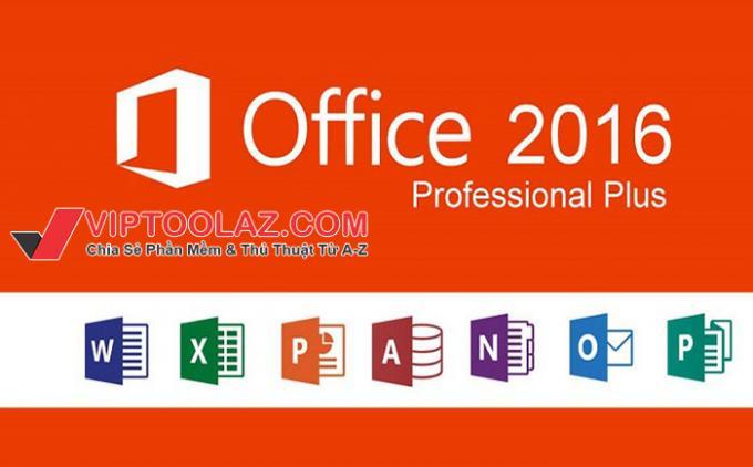 Tải Microsoft Office 2016 Full Crack + Key [Mới nhất 2021]